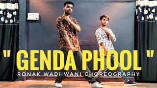 Genda Phool Dance Video | Badshah | Ronak Wadhwani Choreography | JacquelineFernandez | Payal Dev
