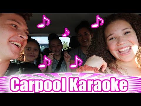 Haschak Sisters - Anything You Can Do I Can Do Better (Carpool Karaoke feat. Jonathan!)