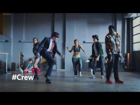 Spot TIM - #Crew
