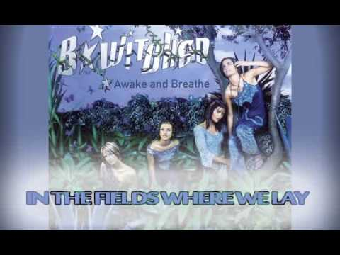 b witched in fields where we lay