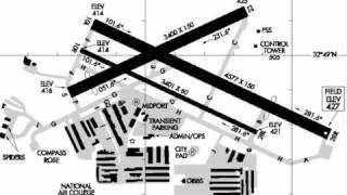Very busy ATC (Montgomery Field, San Diego, CA)