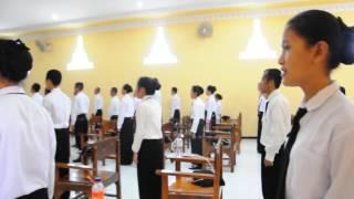 Osma mahasiswa STIAB Smaratungga 2016