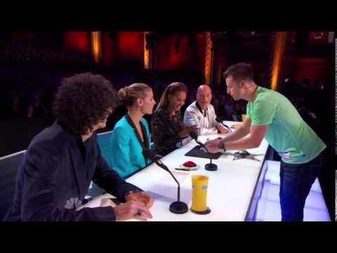 America's Got Talent 2014 - Auditions - Mat Franco [FULL]