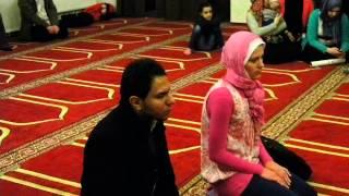 Reciting shahada 1-2-2014