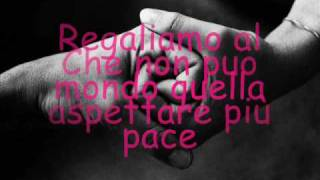 Laura Pausini-Il mondo che vorrei lyrics