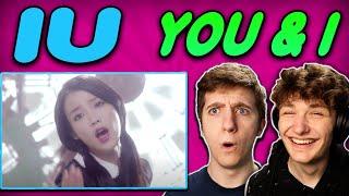 IU = 'You&I' MV REACTION!!