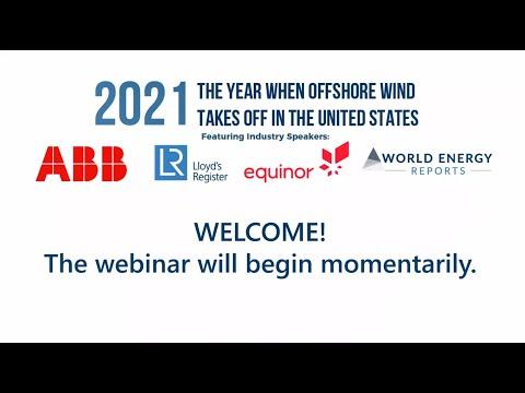 Offshore Wind USA - Webinar