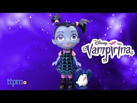 Vampirina Bat-tastic Vampirina & Wolfie from Just Play