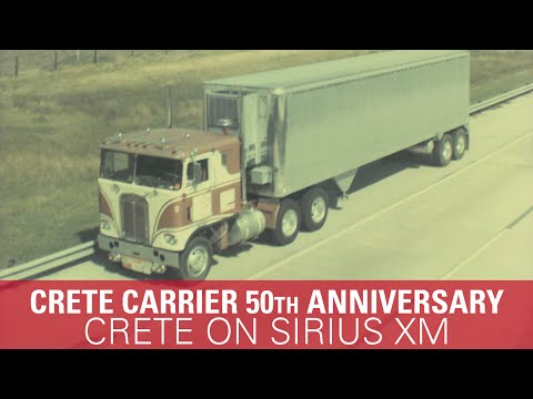 50 Years of Trucking - Crete on the Dave Nemo Show