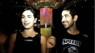 Vinay Virmani and Camilla Belle on Speedy Singhs & Akshay Kumar