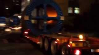 Международная перевозка негабаритного оборудования из Южной Кореи(Логистический холдинг