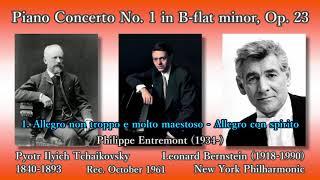 Pyotr Ilyich Tchaikovsky (1840-1893) Piano Concerto No. 1 in B-flat...
