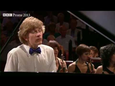Schumann: Concerto for Piano in A minor - BBC Proms 2013