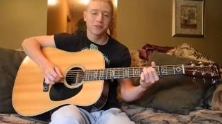 """""""Sure Be Cool If You Did"""" by Blake Shelton - Cover by Timothy Baker"""
