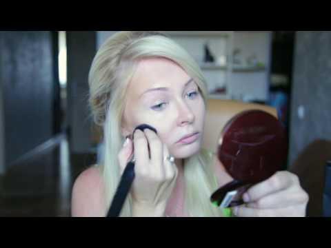 Сочный макияж в технике кошачий глаз (+ советы по вечернему макияжу)
