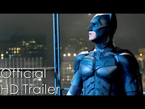 The Dark Knight Rises (2012) HD Official Trailer #2 - Christian Bale
