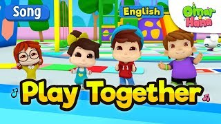 Download Islamic Cartoons For Kids | Let's Play Together | Omar & Hana Mp3