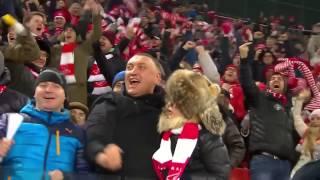 Лучшая девятка домашних голов Спартака ИНТЕРШУМ! Сезон 2016 - 2017.