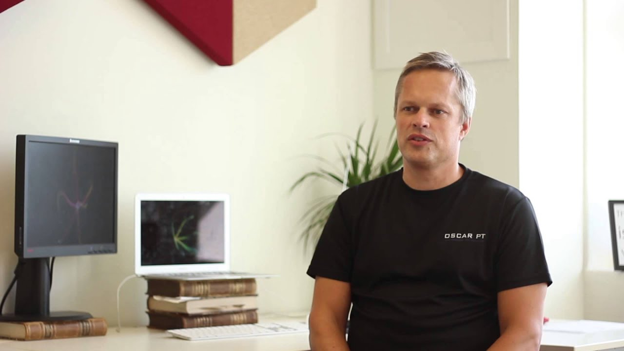 Intervju med Oscar PTs kund, Anders, Securitas