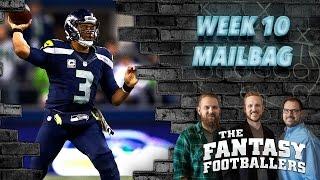 Fantasy Football 2016 - Keep/Trade/Cut, Pump The Brakes, TNF Preview, Mailbag - Ep. #304