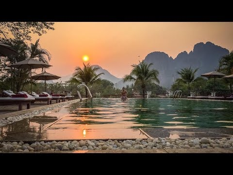 Top10 Recommended Hotels in Vang Vieng, Laos