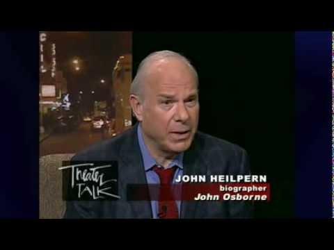 JOHN HEILPERN on John Osborne (full episode)
