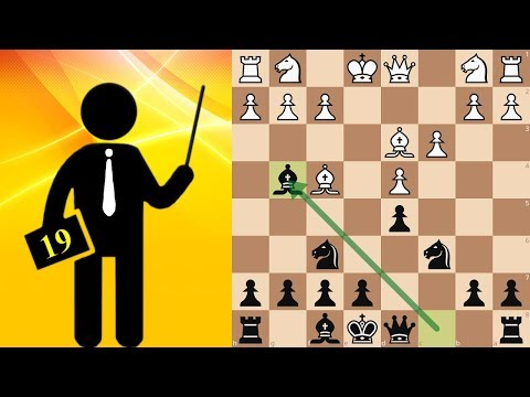 Caro-Kann, Exchange variation - Standard chess #19