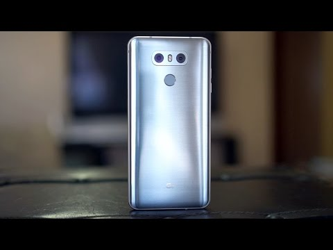 LG G6 Review Videos
