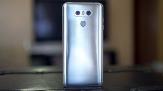 One week with the LG G6  Very impressed!