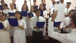Cây Phúc Vườn Thiêng -  Lễ Đức Mẹ Vô Nhiễm 08/12/ 2017  - Ca đoàn Theresa Giáo Xứ Tân Châu Vũng Tàu