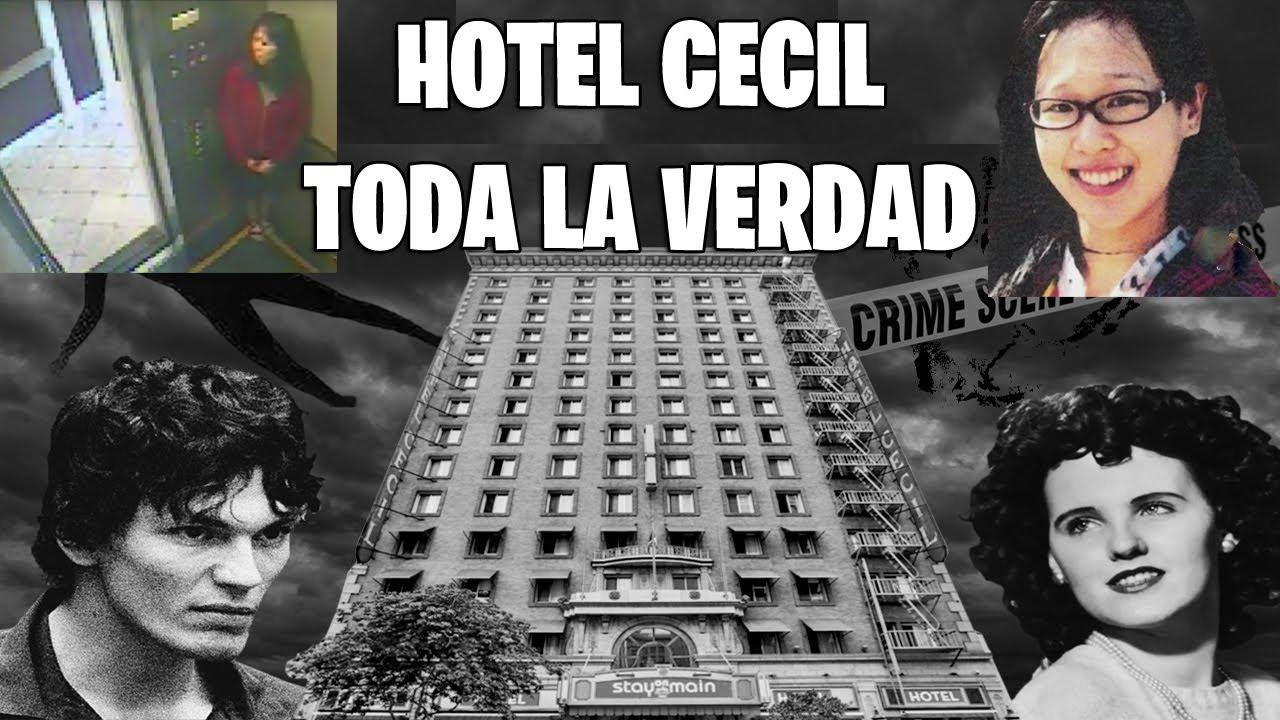 Hotel Cecil: toda la verdad - Actualización 2021.
