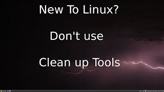 New to Linux
