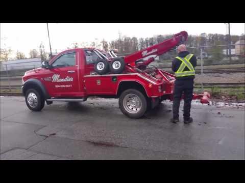 видео: техосмотр грузовика на дороге и чем это кончилось