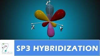SP3 HYBRIDIZATION_ PART 01