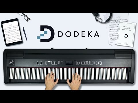 DODEKA: the revolutionary music system