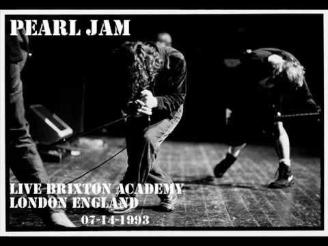 Pearl Jam - Live Brixton Academy 07-14-1993 [Audio]