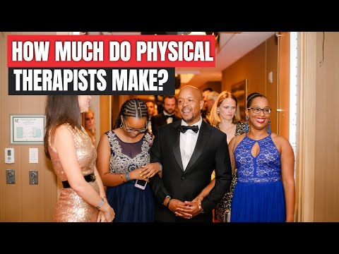 Let's Talk Physical Therapist Salaries