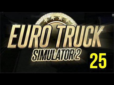 Euro Truck Simulator 2 Herning to Bergen Ep 25