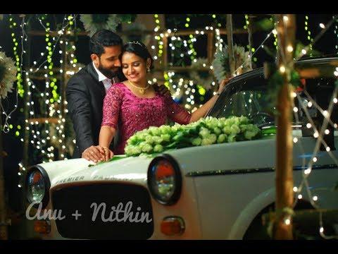 Nithin + Anu | Kerala Christian Wedding 2018| Pic A Boo Photography | Open door wedding party