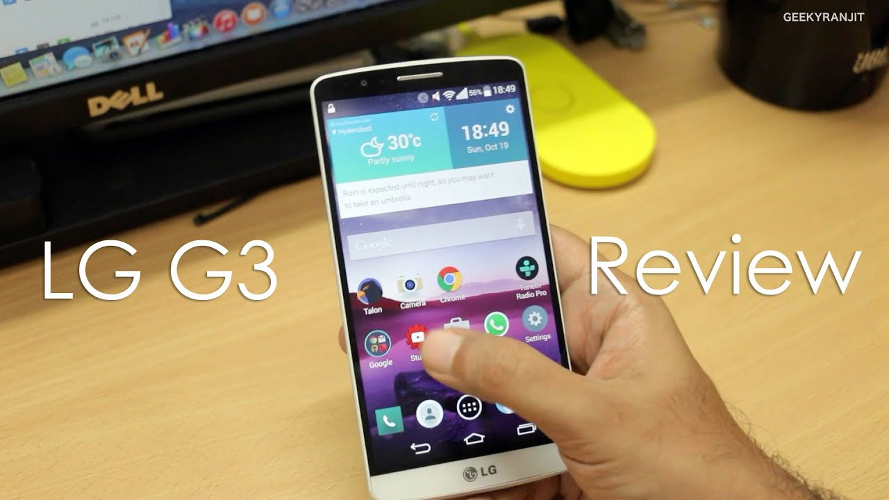 lg g3 how to add music