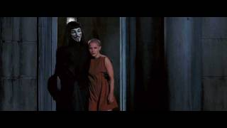 Evey & V | I found a reason [V for Vendetta]
