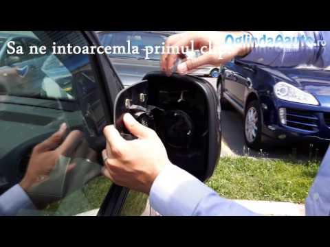 Schimba Capac, Rama Carcasa Si Sticla De Oglinda La VW Transporter T5