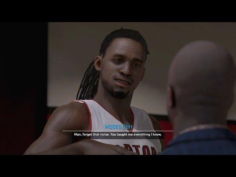 NBA 2K15 PS4 My CUHreer - Sent to Locker Room!