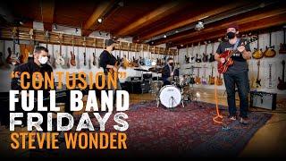 """Contusion"" Stevie Wonder | Full Band Friday"