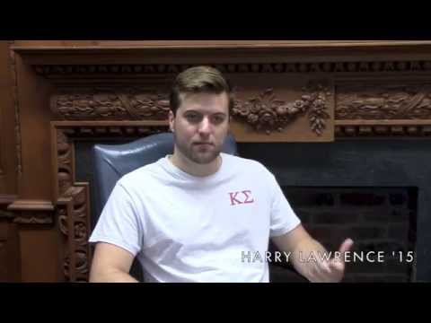 Trinity College Hartford CT - Harry Lawrence - Studying German at a Liberal Arts College