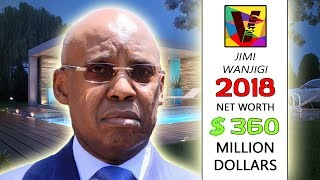 10 Expensive Things Owned By Kenyan Billionaire Jimi Wanjigi