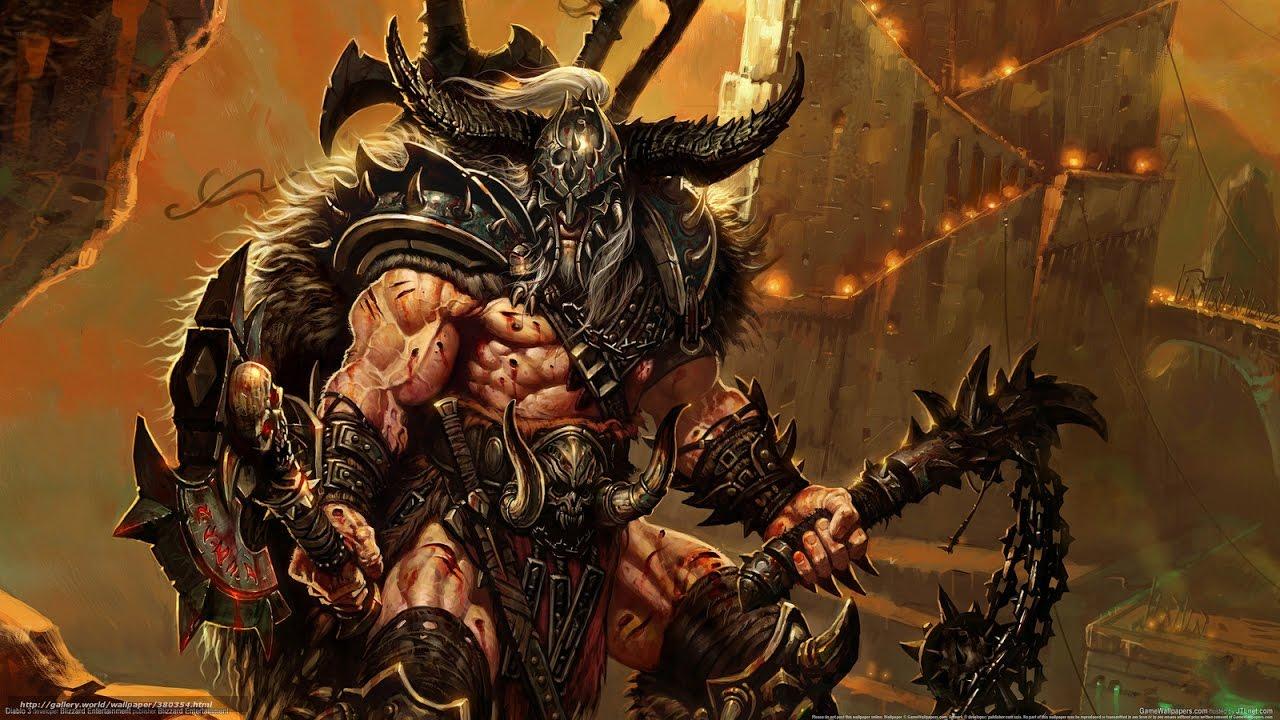 Diablo 3 wallpaper porn clips
