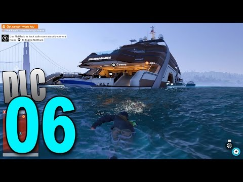 Watch Dogs 2 DLC - Part 6 - YACHT PARTY!