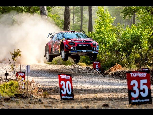 WRC 2019 FIA Dünya Ralli Şampiyonası'nın 11.ayağı olan Türkiye Rallisi'nde Esapekka Lappi