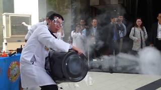 Drôle de science - VORTEX -Spectacles scientifiques-
